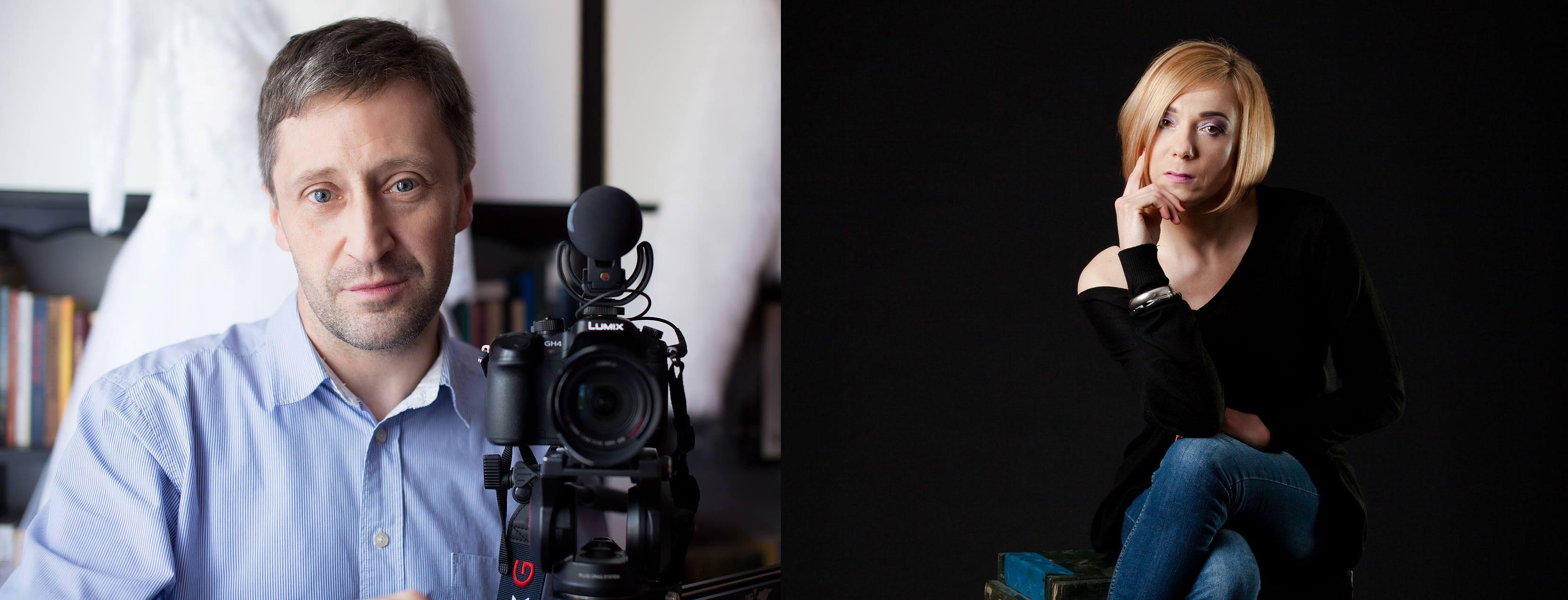 Fotografia oraz wideofilmowanie Kruty wedding studio
